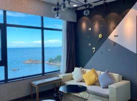 Snail 360° Ocean View Apartment Hotel, apartment in Nha Trang