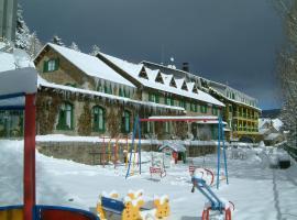 Hotel Adsera, hotel a prop de Remuntador de Roc Blanc, a la Molina