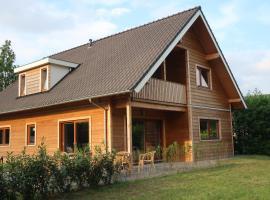 Familiehuis Klokkenweide, overnachting in Loon op Zand