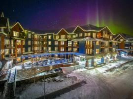 Blackstone Mountain Lodge by CLIQUE, hotel in Canmore