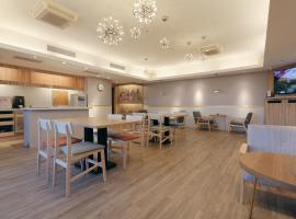 Sky19 Hotel, hotel v Taipeju
