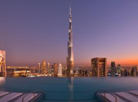 Address Sky View, hotel di Dubai