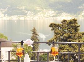 Hotel Belvedere Locarno, отель в Локарно