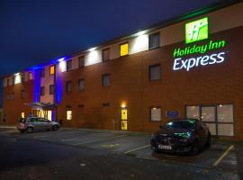 Holiday Inn Express Bedford, an IHG Hotel, hotel in Bedford