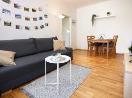 Gemütliche Wohnung in zentraler Lage, hotel in Graz