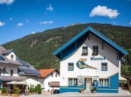 Rutsche Hostel, hostel in Wenns