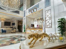 Iridium 70 Hotel, hotel in Jeddah