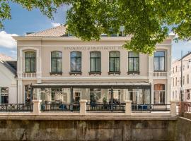 Stadshotel & Proeflokaal 'tOer, hotel in Zutphen