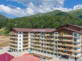Crystal Residence, hotel in Bakuriani