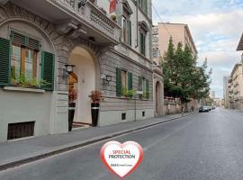 Hotel De La Pace, hotel cerca de Estación de tren Campo di Marte, Florencia