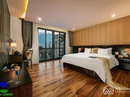 Sapa Green Hotel, hôtel à Sa Pa