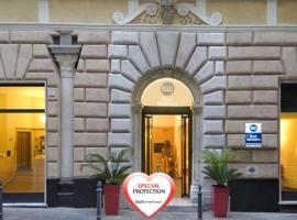 Best Western Porto Antico, отель в Генуе