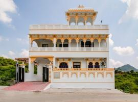 Soham Villa- The Heritage Hill View, accessible hotel in Udaipur