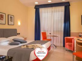 Best Western Blu Hotel Roma, hotel a Roma
