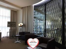 Best Western Premier CHC Airport, hotel in Genoa