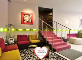 Best Western Cinemusic Hotel, hotel near San Giovanni Metro Station, Rome