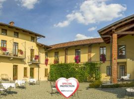 Best Western Plus Hotel Le Rondini, hotel in San Francesco al Campo