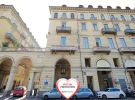 Best Western Crystal Palace Hotel, hotel a Torino