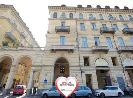 Best Western Crystal Palace Hotel, отель в Турине
