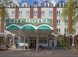 City Hotel, ξενοδοχείο κοντά σε Πανεπιστήμιο Κάσσελ, Κάσελ