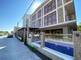 Lemoni Hotel, отель в Анапе
