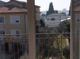 Punta apartments, apartma v Umagu