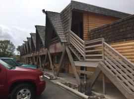 Rocky Mountain Lodge, motel in Dubois