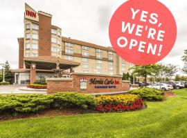 Monte Carlo Inn Vaughan Suites, hotel in Vaughan