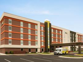 Home2 Suites By Hilton Chantilly Dulles Airport, hotell nära Washington Dulles internationella flygplats - IAD, Chantilly