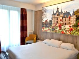 Kyriad Hotel Tours Centre, hotel in Tours