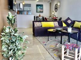 Sunshine Apartment Marrakech, hotel near Marrakesh Train Station, Marrakesh