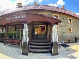 Nowa Prowincja, serviced apartment in Jelenia Góra