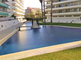 Apartaments familiar cerca Port Aventura, appartement in Salou