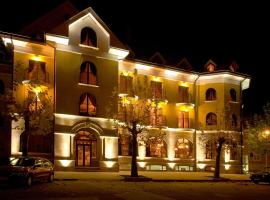 Hotel Chinar, hotel in Hisarya