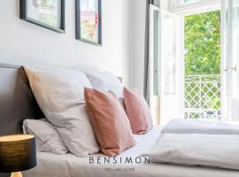 BENSIMON apartments Prenzlauer Berg, budget hotel in Berlin