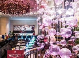 台北怡亨酒店,台北台北 101附近的飯店