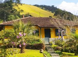 Casa do Osorio, hotel with jacuzzis in Visconde De Maua