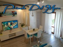Primula del Mare, self catering accommodation in Palinuro
