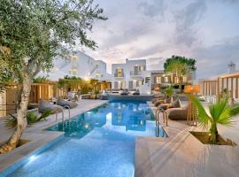 Petinos Hotel, family hotel in Platis Gialos
