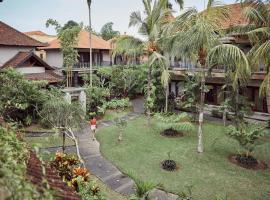 Outpost Ubud Coliving Suites, hotel near Monkey Forest Ubud, Ubud