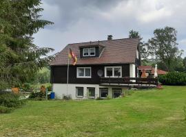 Haus Rehblick FeWo-EG-1, Ferienwohnung in Sankt Andreasberg