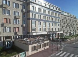 Hotel Aguado, hôtel à Dieppe