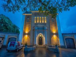 Visby Fängelse, hostelli Visbyssä