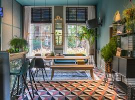 Hotel Alexander, hôtel à Amsterdam près de: Vondelpark