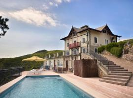 Hotel Draga di Lovrana, pet-friendly hotel in Lovran