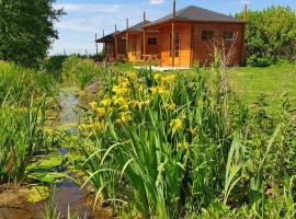 Camping de Oude Rijn, campsite in Ter Aar