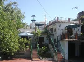 El Cortijo de los Mantecas, villa en Granada