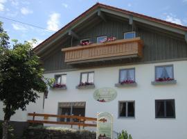 Weixlers Schindelberg-O-PLUS, hotel in Oberstaufen