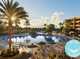 Elba Carlota Beach & Convention Resort, hotel with pools in Caleta De Fuste