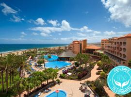 Elba Sara Beach & Golf Resort, resort in Caleta De Fuste